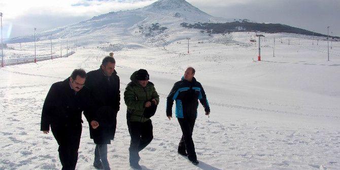Yıldız Dağı Kış Sporları Turizm Merkezi Yeni Sezona Hazır