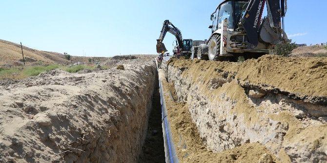 Sarayköy'ün İçme Suyu İshale Hatları Yenileniyor