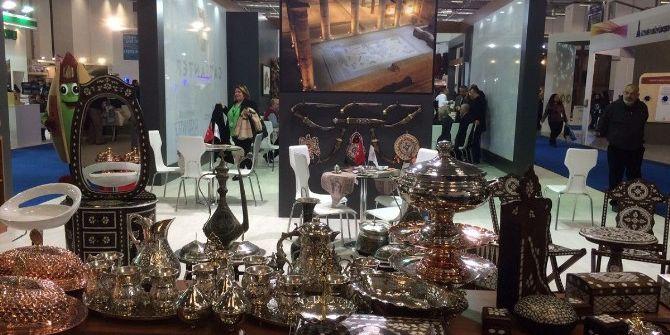 Gaziantep Büyükşehir Travel Turkey İzmir Turizm Fuar Ve Kongresinde