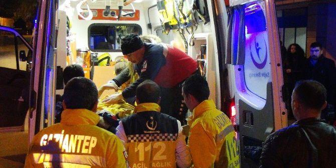 El Bab Operasyonunda Yaralanan Askerler Türkiye'ye Getirildi