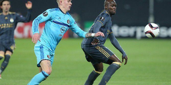 Uefa Avrupa Liginde Fenerbahçe Üst Tura Yükseldi