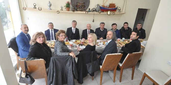 İl İnsan Hakları Kurulu'ndan Veda Yemeği