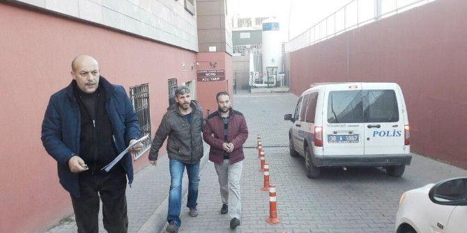 Kayseri'deki Alacak Verecek Kavgasının Zanlısı Adliyeye Sevk Edildi