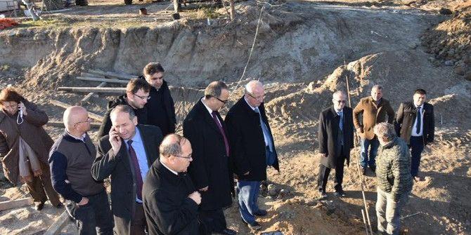 Başkan Albayrak, Çerkezköy Ve Kapaklı'da Teski Çalışmalarını İnceledi