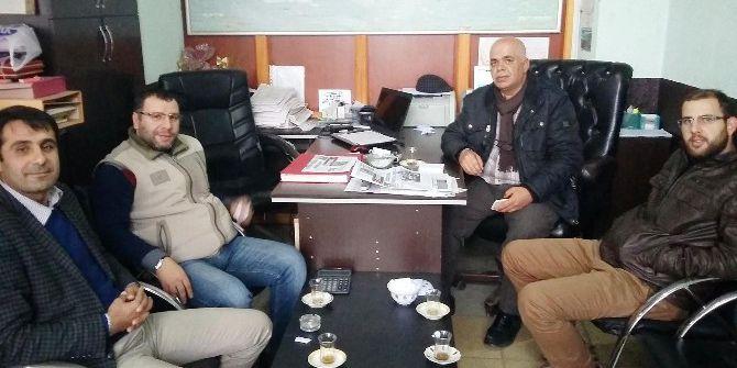 Erciş'teki Yerel Gazeteler Haftanın İki Günü Çıkacak