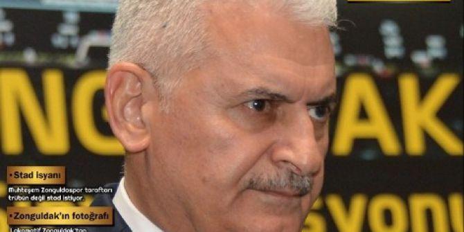 İmza Dergisinden Başbakan'a Zonguldak Mesajı