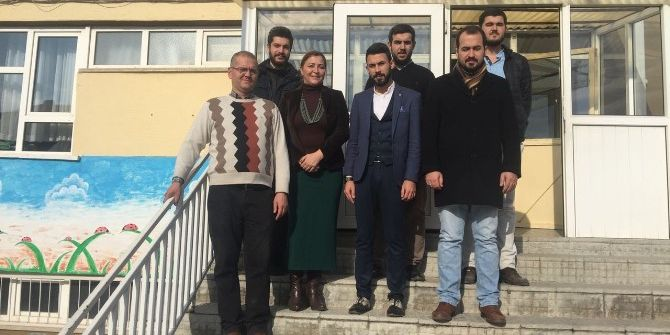 Osmanlı Ocakları'ndan Anlamlı Ziyaret