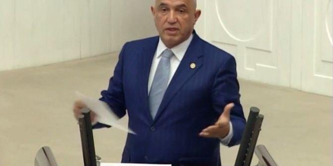 Milletvekili Ilıcalı'dan Bütçe Görüşmelerinde Erzurum Vurgusu