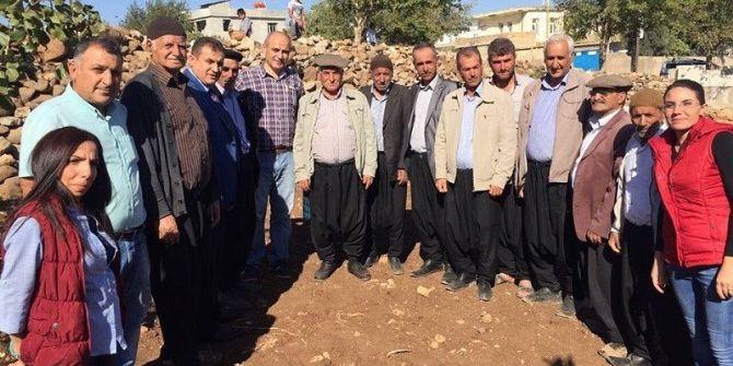 Ziraat Odası Öncülüğünde Çiftçiye Yerinde Eğitim Verildi