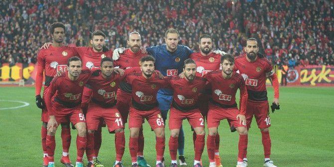Samsunspor İle Eskişehirspor 45. Randevuda