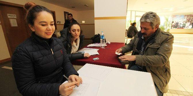 Yenimahalle Belediyesi Çalışanları Sağlık Taramasından Geçti