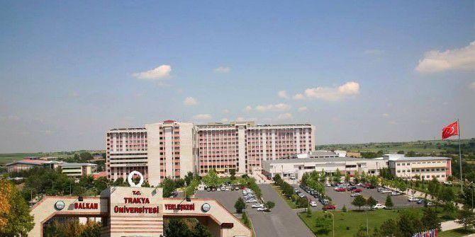 Trakya Üniversitesi Cumhurbaşkanı'nın Dolar Bozdurun Çağrısına Destek Oldu