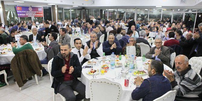 İzmir'de Futbol Dünyasını Buluşturan Gece