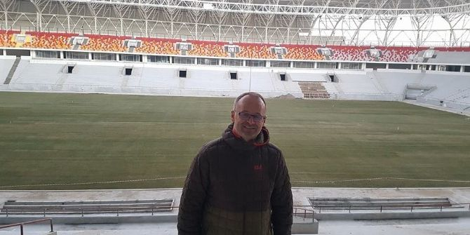 Yeni Malatyaspor Teknik Heyeti Yeni Stadı Gezdi