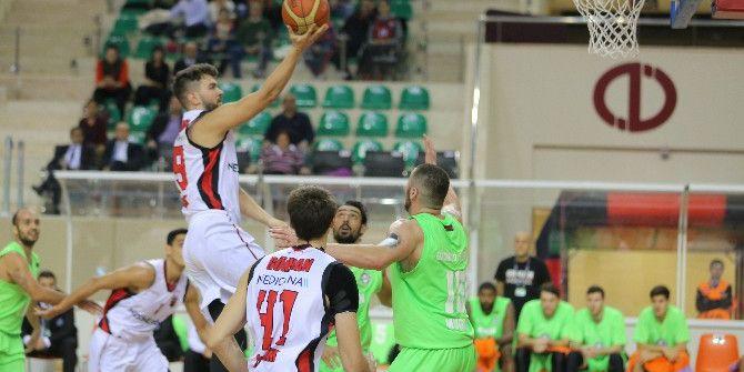 Nesine.com Eskişehir Basket, Samsun Bşb Anakent'i Konuk Edecek