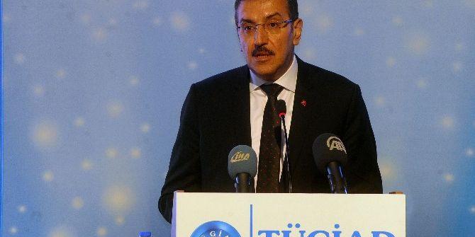 Bakan Tüfenkci: ''Ekonomik Kalkınma Ancak Siyasi İstikrarın Olduğu Ortamlarda Gerçekleşir''