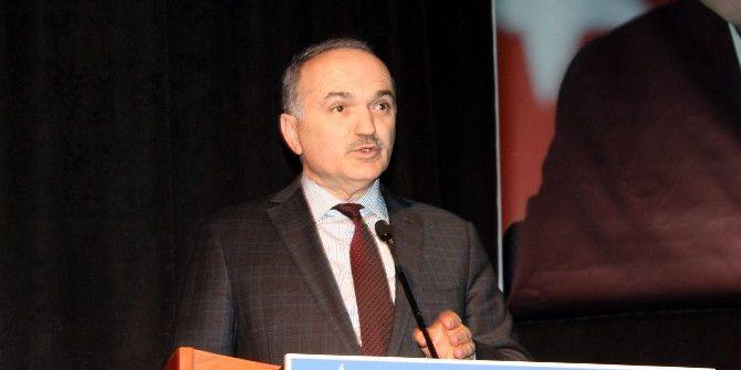 Bilim, Sanayi Ve Teknoloji Bakanı Faruk Özlü Yalova'da