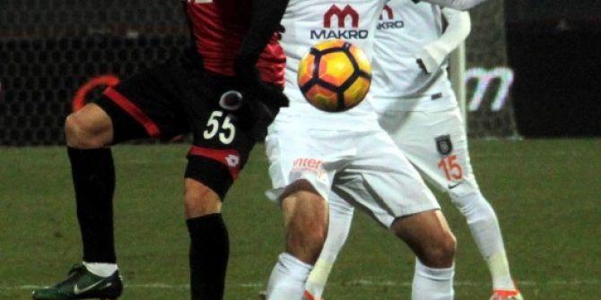 Spor Toto Süper Ligde Gençlerbirliği 0-0 Medipol Başakşehir