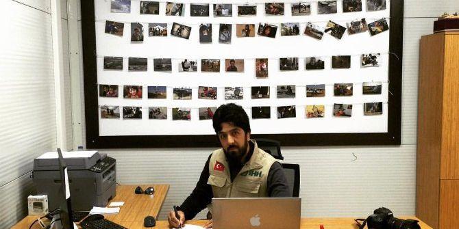 İhh Kilis Koordinasyon Merkezi Basın Sorumlusu, Trafik Kazasında Hayatını Kaybetti