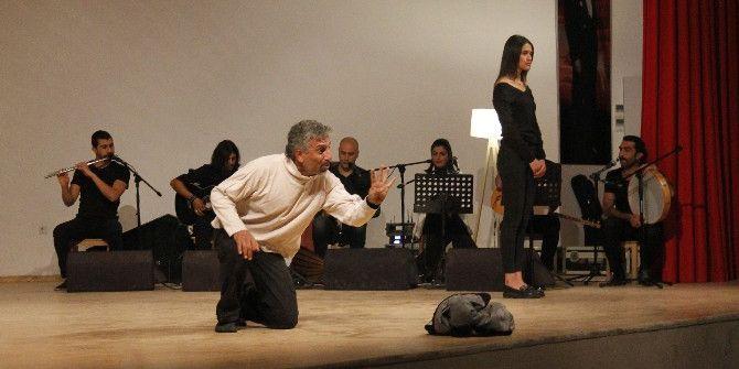'Ezan Ve Sela' Gösterisi Dörtyol'da Sahnelendi