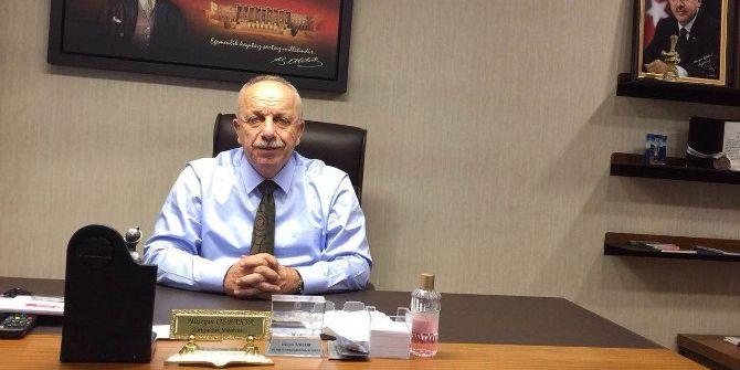 Ak Parti Mkyk Üyesi Hüseyin Özbakır İstanbul'daki Terör Saldırısını Lanetledi