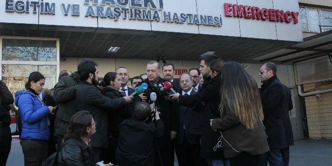 """Cumhurbaşkanı Erdoğan: """"Yanlarına Kalmayacak, Daha Ağır Bedeller Ödeyecekler"""""""
