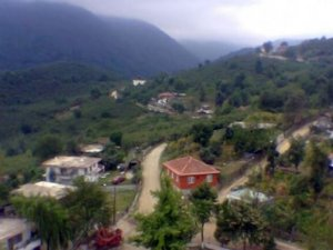 Amasya Aktaş Köyü