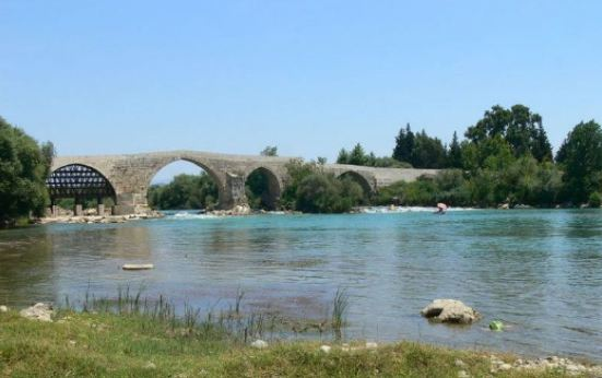 Antalya Manavgat Çakış Köyü