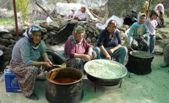 Antalya Manavgat Çamlıtepe Köyü