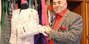 Türk Motifleri Dünya Modasında Yer Alıyor
