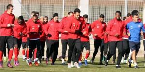 Antalyaspor, Osmanlıspor Maçı Hazırlıklarını Sürdürüyor