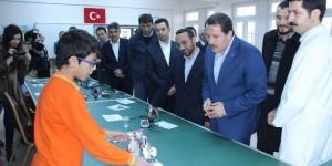 Memur-sen Genel Başkanı Ali Kılıç Düzce'de