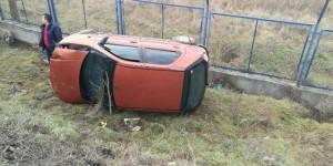 Çorlu'da Kazası: 1 Yaralı