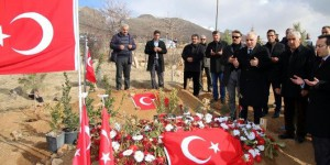 Kahraman Şehit Fethi Sekin'in İsmi Devlet Hastanesi'nde Yaşayacak