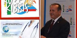 Ataoğlu, Dünya Sağlık Turizmi Formu'na Katılıyor