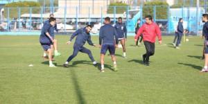 Adana Demirspor'da Hazırlıklar Tamamlandı