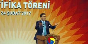"""Bakan Tüfenkci: """"Dövizde Yaşanan Bu Spekülasyon Eski Haline Dönmeye Devam Ediyor"""""""