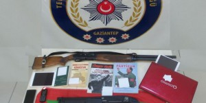 Gaziantep'te Hdp Ve Dbp Yöneticilerinin De Bulunduğu 26 Kişi Gözaltına Alındı