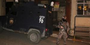 Beyoğlu'nda Zehir Tacirlerine Operasyon: 2 Gözaltı