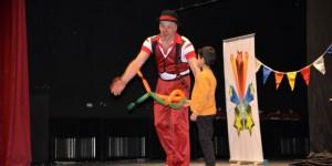 Çocuklar Rus Ekibi Red-blue İle Eğlenceli Anlar Yaşadı