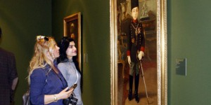 Avrupalı Ressamların Gözünden Osmanlı İmparatorları
