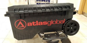 Atlasglobal De Elektronik Cihazları Özel Kutuda Taşıyacak