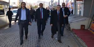 Eski Devlet Bakanı Gaydalı'dan Bitlis Ziyareti