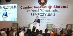 """Başbakan Yardımcısı Numan Kurtulmuş: """"Türkiye'de Anayasa Yapma Konusunda İrade Kimin İradesidir Asıl Tartışma Konusudur"""""""