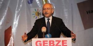 Kocaeli'de Stk'larla Buluşan Chp Genel Başkanı Kılıçdaroğlu: