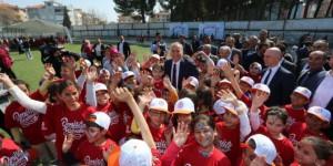 Sarayköy'de Çocuk Şenliği Düzenlendi