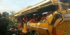 Kenya'da Trafik Kazası:26 Ölü
