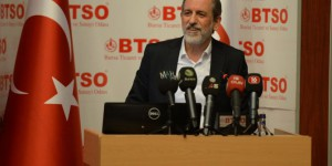 Btso Nisan Ayı Meclis Toplantısı Gerçekleştirildi
