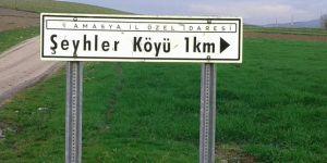 Amasya Göynücek Şeyhler Köyü
