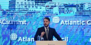 """Bakan Albayrak: """"Türk Akımı Projesini 2020'ye Kadar Nasipse Bitireceğiz"""""""